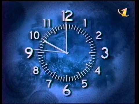заставка на рабочий стол часы орт № 179811 бесплатно