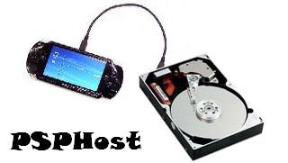 psphost 2 0 usb и net host 4pda