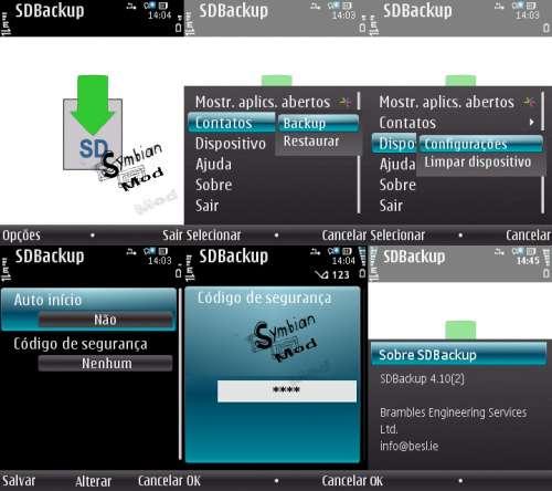 symbian 9.4 программы sis