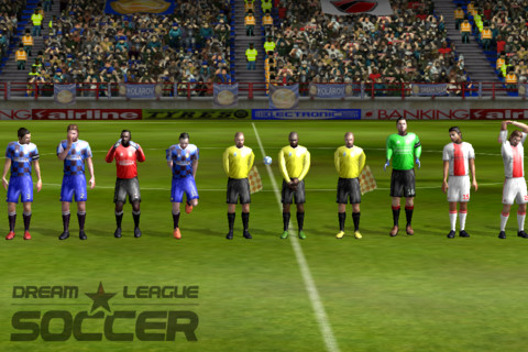 Dream league soccer как поменять команду