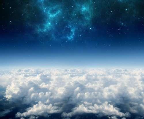 живые обои небо на рабочий стол № 343059  скачать
