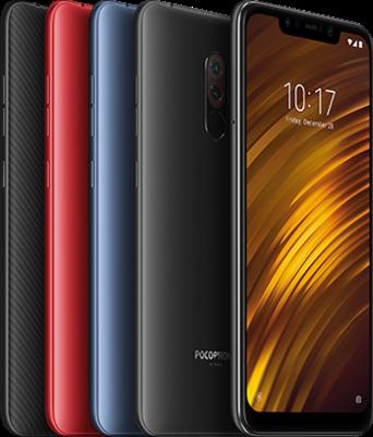 Xiaomi Pocophone F1 - Модификация и украшательства - 4PDA