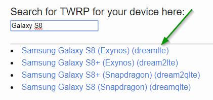 Samsung SM-G950F Galaxy S8 - Неофициальные прошивки - 4PDA