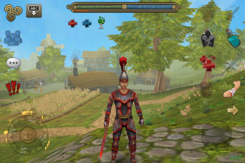 3d mmo celtic heroes guide