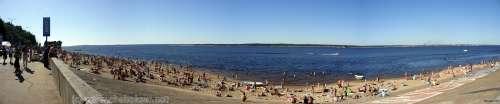 Ульяновск городской пляж фото