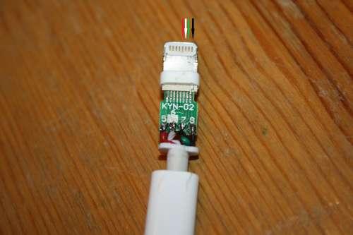 Ремонт кабеля зарядки iphone 5
