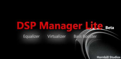 DSP Manager & Equalizer - 4PDA