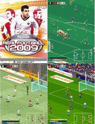 Real football 2013 android apk-good and also the best football