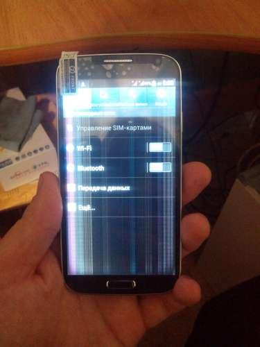 Lg телефон черный экран что делать