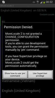 MoreLocale 2 - 4PDA