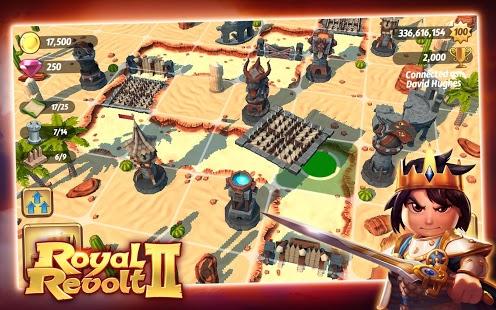 Royal revolt 2 как ввести код друга