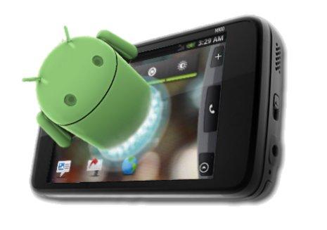 Импорт android на meego