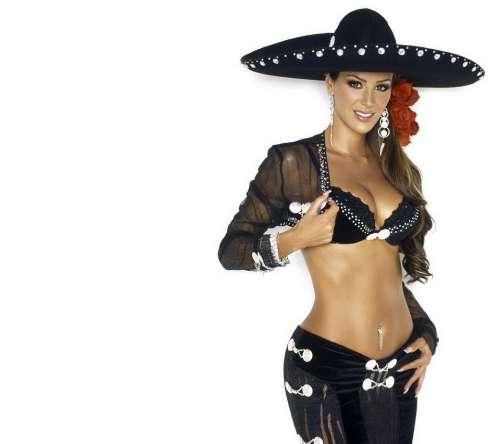 секси мексиканские девушки фото