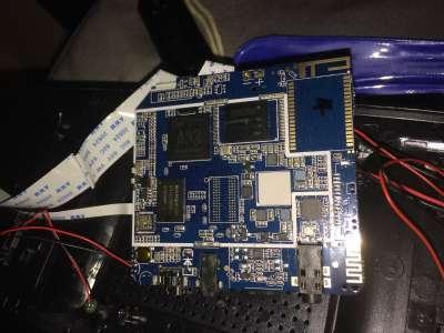 AllWinner A23 USB driver