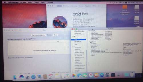 Hackintosh на РС - macOS Sierra 10 12 - 4PDA