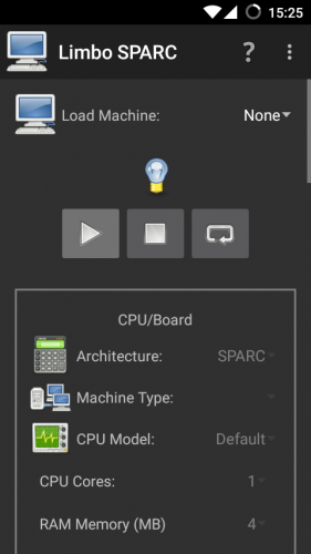 Limbo SPARC Emulator - 4PDA