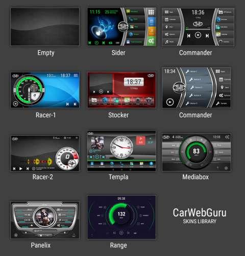 Carwebguru Theme Editor