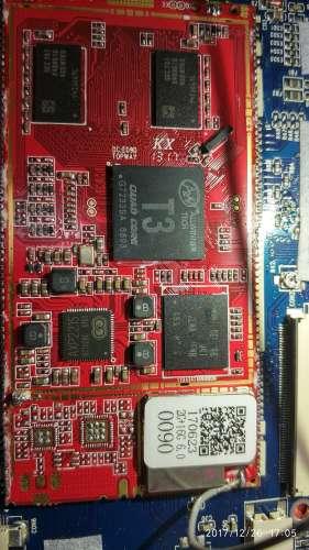 Процессор Quad Core Allwinner T3
