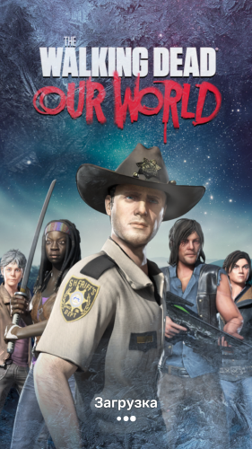 the walking dead our world 4.0.0.4 mod apk