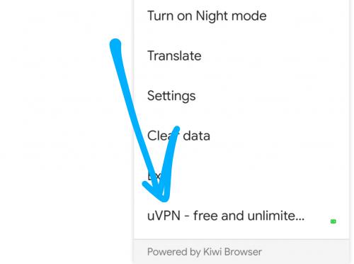 Kiwi Browser - Fast & Quiet - 4PDA