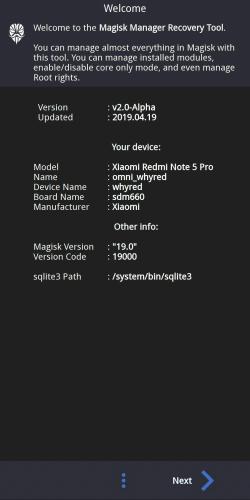 Коллекция модулей для Magisk - 4PDA