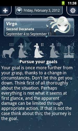 Мой гороскоп 4pda