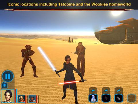 Star wars kotor обзор