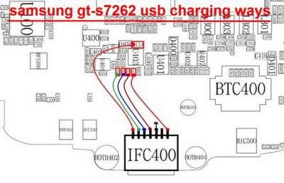 Gt-s7262 схема телефон