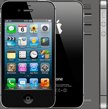 айфон 4-с фото