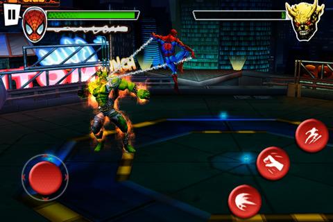 скачать игру Spider Man Mayhem Total - фото 4