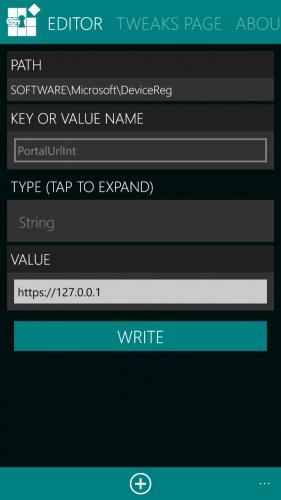 Interop Unlock и твики W10M/WP8 1 - 4PDA