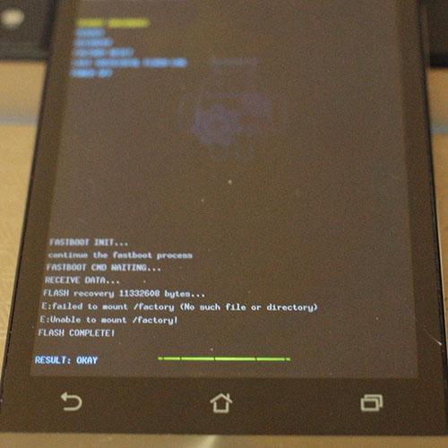Asus ZenFone 5 (A500CG/A501CG) - Официальная прошивка - 4PDA