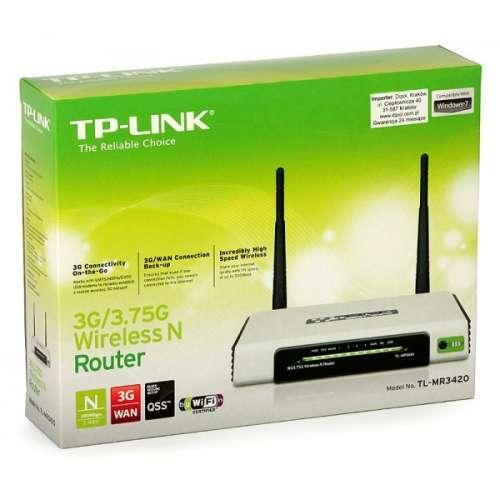 TP-Link TL-MR3420 - Обсуждение - 4PDA