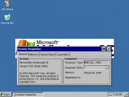Windows CE 6 0 или 7 0 под x86 - 4PDA