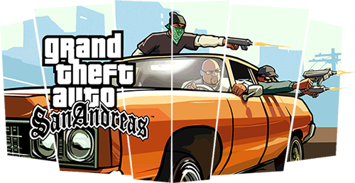 Grand theft auto: san andreas 4pda.